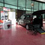 auto per disabili olmedo al centro sicilia catania