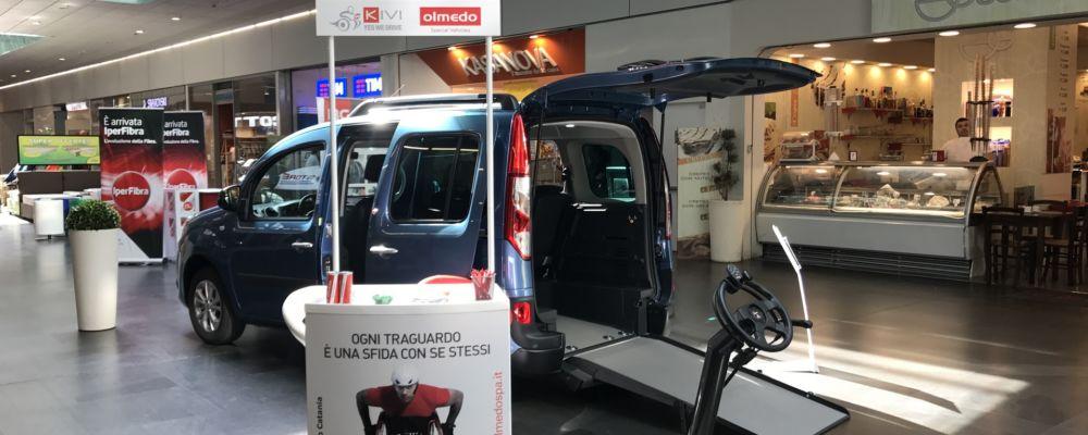 renault kangoo trasporto disabili